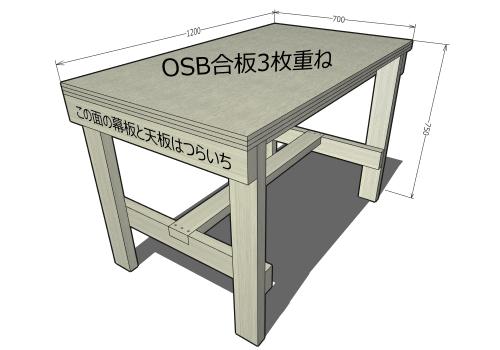 Diy Seminer 22 Img 4 作業台 ワークテーブル 作業テーブル