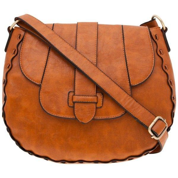 A|Wear Stitch Saddle Bag. LOVE/