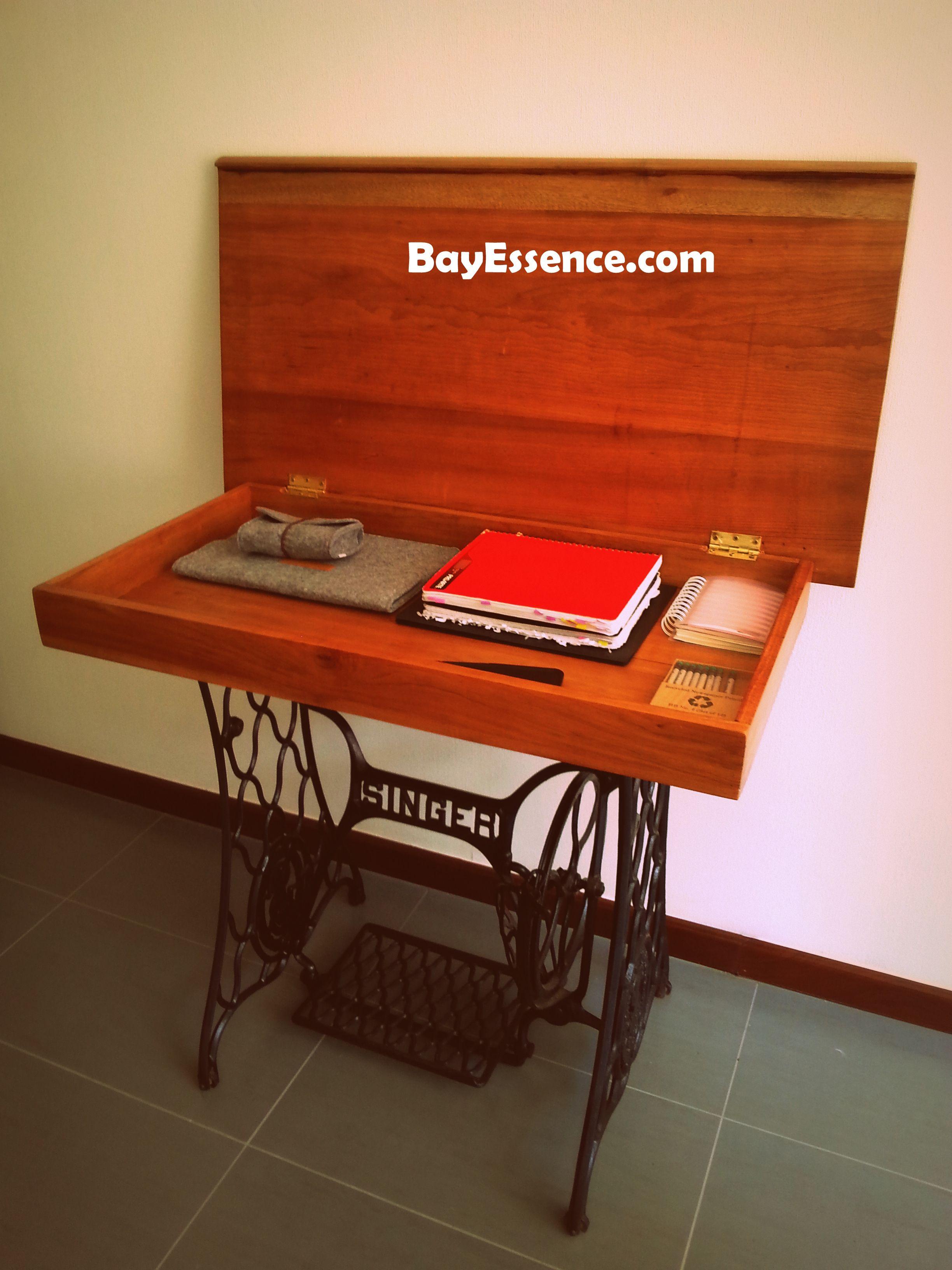 Escritorio Pupitre Abierto Muebles De Reciclaje En El Persa B O  # Muebles Codigo Abierto