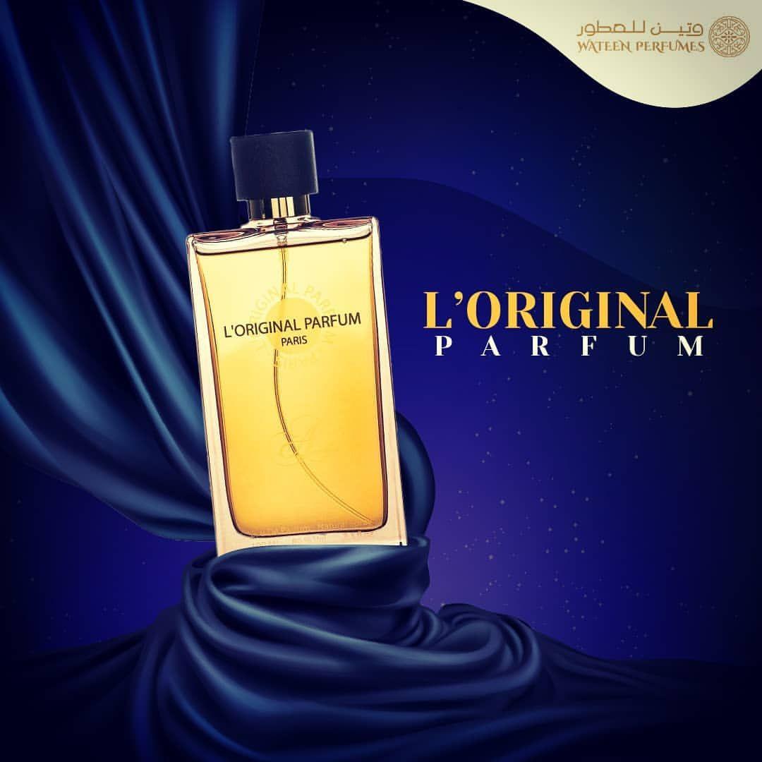 وتين للعطور L Orginal Perfume عطر للجنسين 100 مل عطر اورجنال من وتين للعطور Perfume Luxury Perfume Perfume Bottles