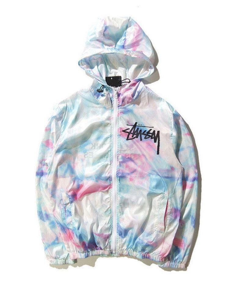 8237bdac40d Stussy Ice Cream Windbreaker