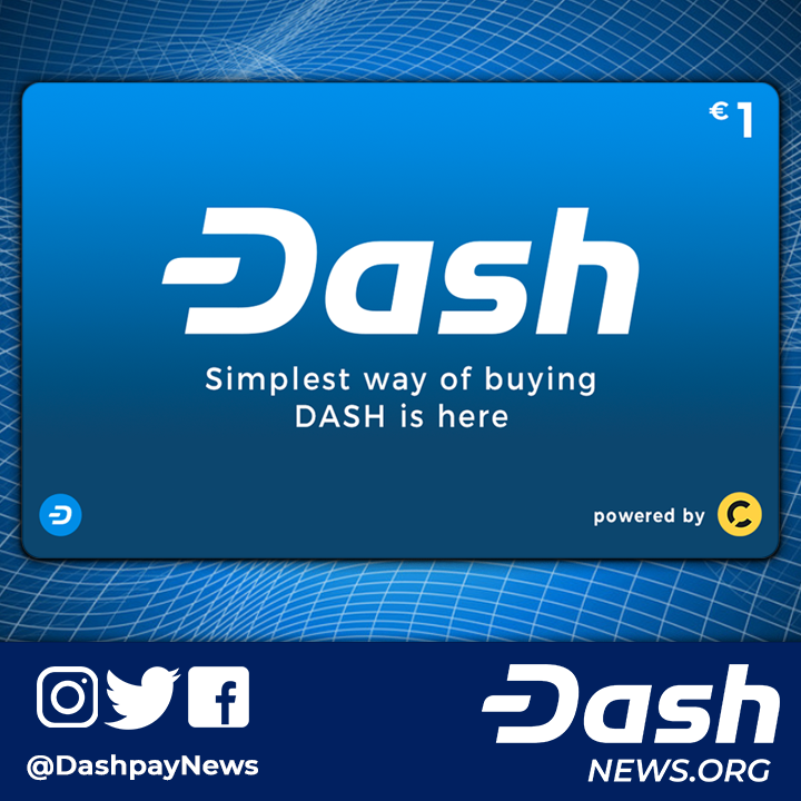 dash cryptocurrency buy