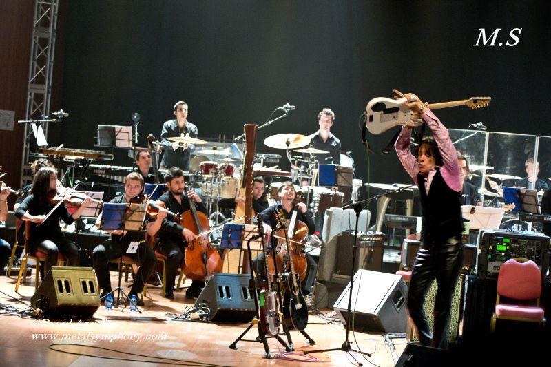 dsc 0194 Steve Vai & Evolution Tempo Orchestra   18 de Junio13   Hotel Auditorium (Madrid)