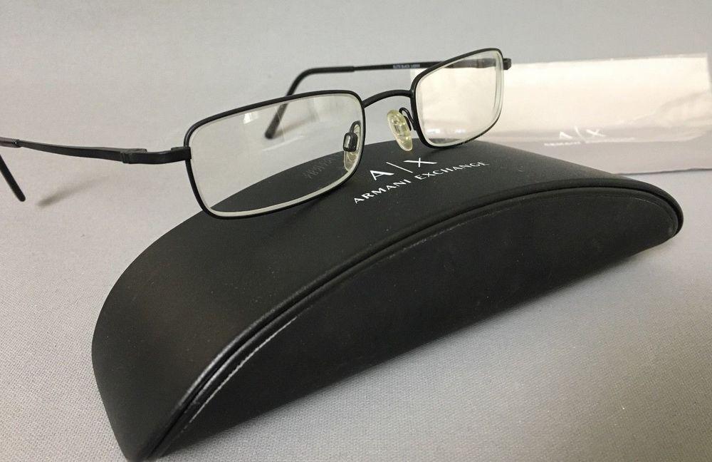 34edb0a3b27 New Randolph Engineering RE Elite Black Italy RX Eyeglasses Frames 50-19-145   RandolphEngineering