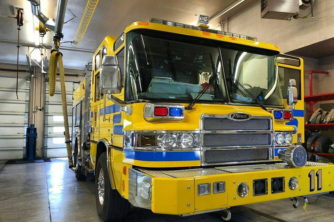 Featured post code3_emergency clark county fire engine