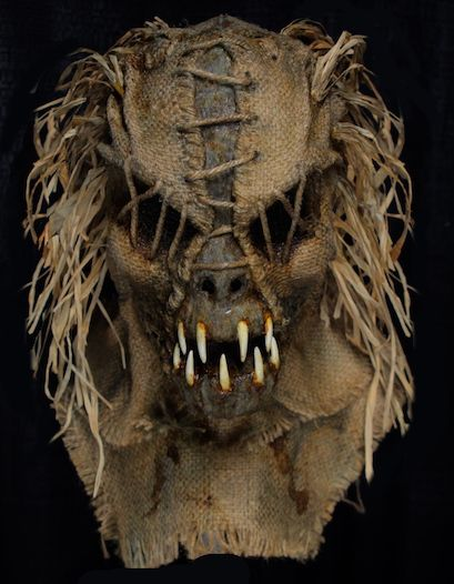 Scarecrow Masks - Grim Stitch Factory