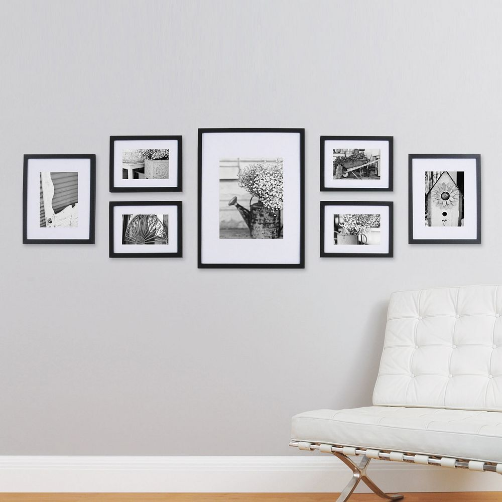 Create a hero wall with simple frames. #homedecor #Kohls | Home ...