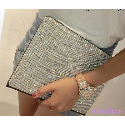 5678d18be Luxury-Super-Bling-Diamond-Leather-Stand-Case-Cover -For-Mini-iPad-4-Air-5-2-6th