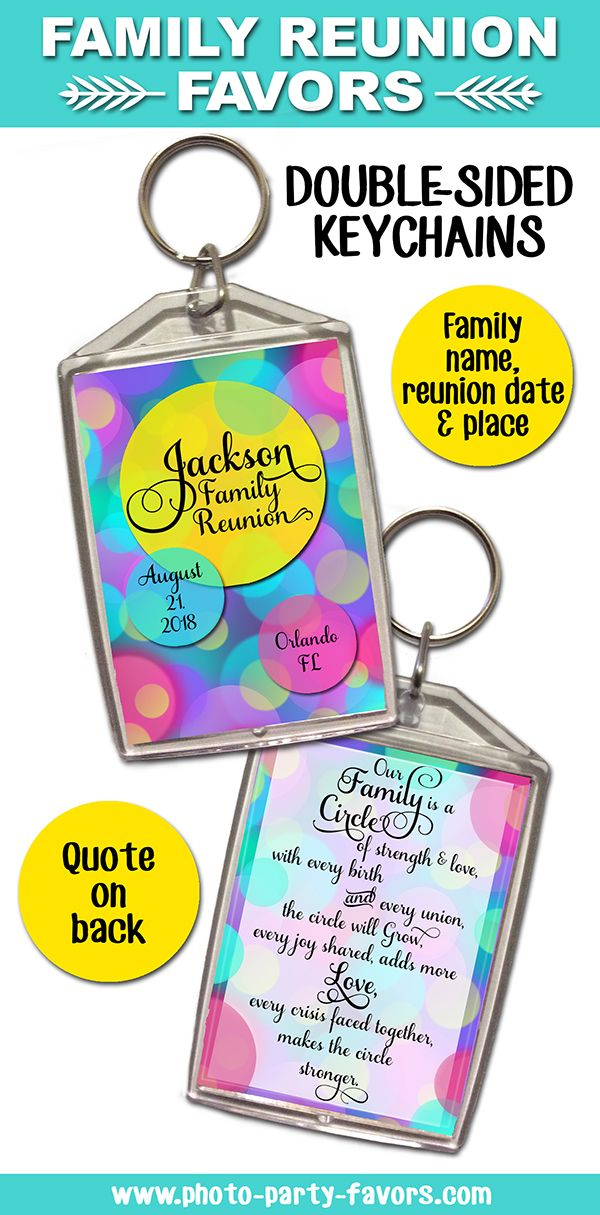 Pin By Photo Party Favors On Family Reunion Fun Family