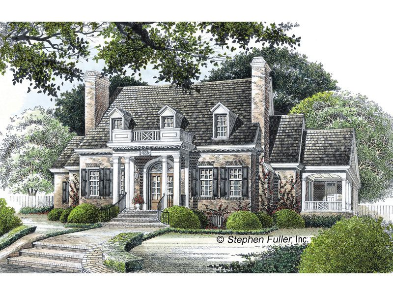 stephen fuller house plans | YOU CAN MODIFY THIS OR ANY ONE OF OUR ...