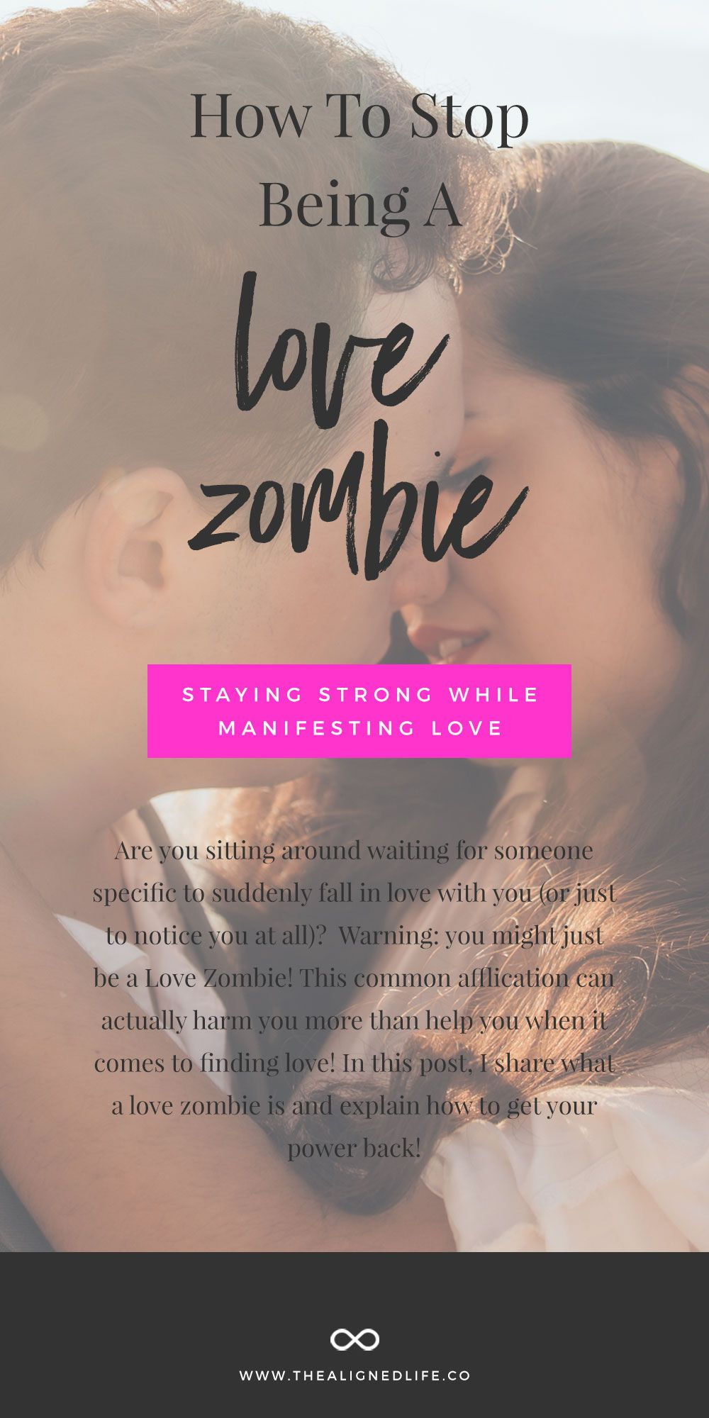 How To Stop Being A Love Zombie Staying Strong While