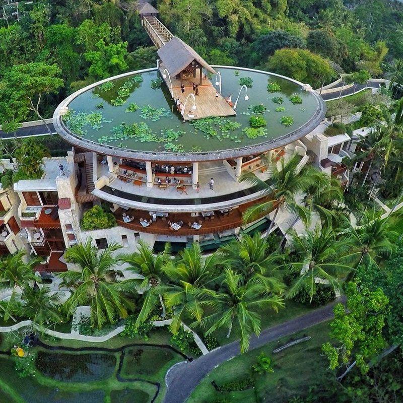 Four Seasons Resort Bali At Sayan Ubud Dream Hotels Bali