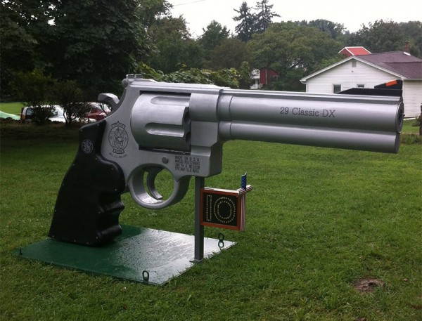 12 Cool Guns & Ammo Mailboxes - AllOutdoor.comAllOutdoor.com #gunsammo