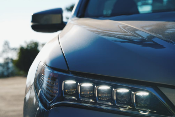 The Jewel Eye Led Headlights On The Acura Tlx Won T Be The Only Eyes Lighting Up Acura Led Headlights Headlights