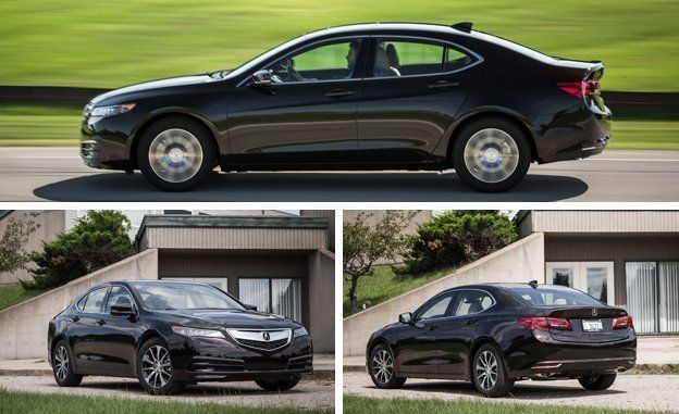 May Special  Acura Tlx  A Month  Month Lease