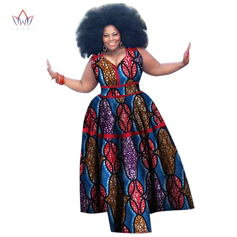 df5c01447e5 Plus Sizes Fashion. African Clothing Traditional African Print Unique Dashiki  Dress Sleeveless Maxi Dress Sego Headtie Women African Clothing