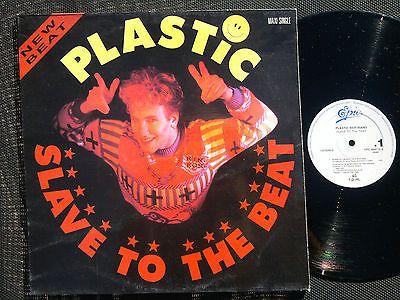 "12"" Maxi Dance Single New Beat Plastic Bertand - Slave To The Beat (Epic 1989) https://t.co/X6Gpl9glqe https://t.co/CQdLVFHTtw"