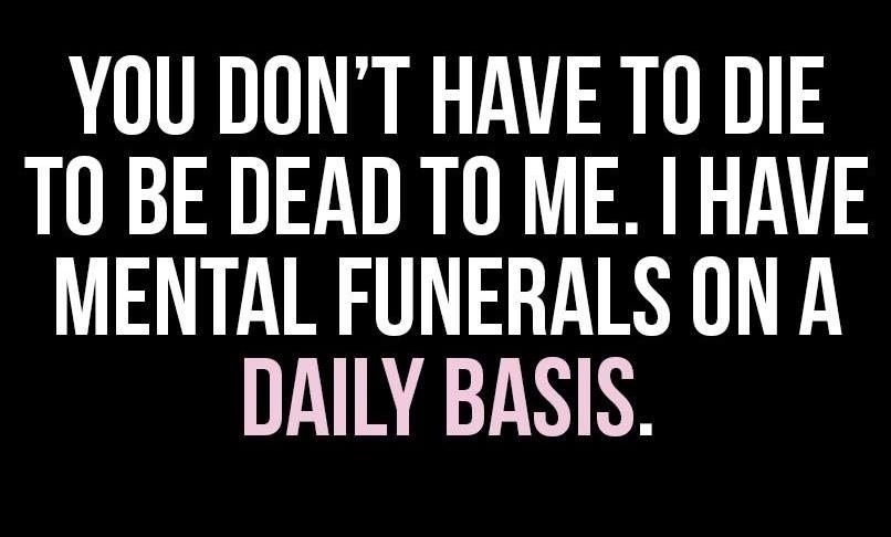 Mental Funerals Funny Quotes Twisted Humor Quotes