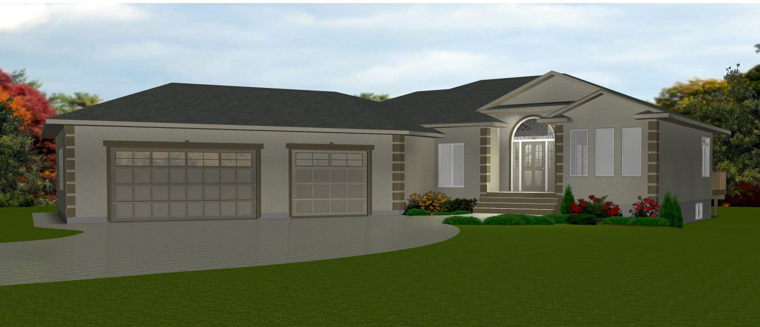 House Plans With Angled Garage Designs Shaped Houseplans Com Simple House Plans Ranch House Plans Ranch House Designs