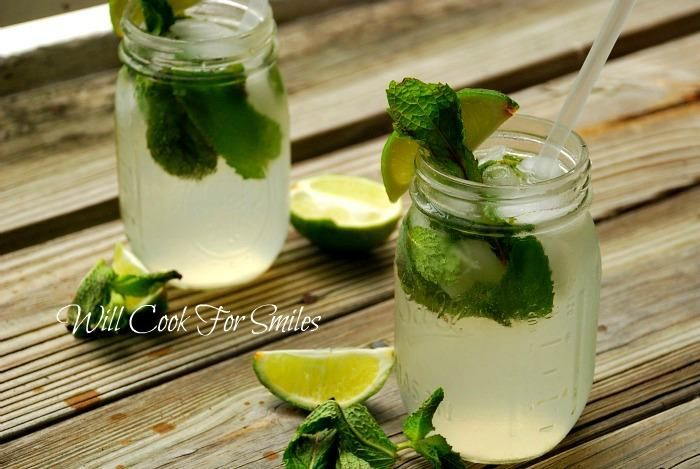 How to Mint Mojito