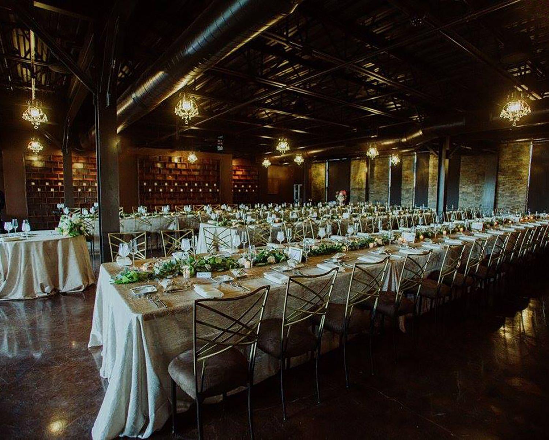 Rustic Wedding Reception Venue Indianapolis Jennifer Van Elk