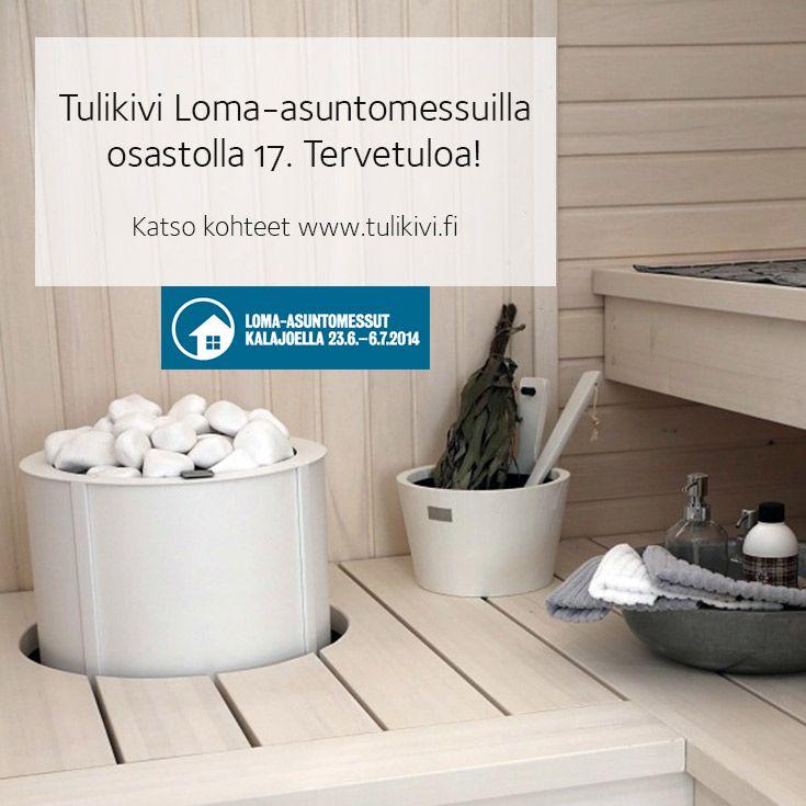 Tulikivi mukana 15 kohteessa, katso kaikki kohteemme www.tulikivi.fi (uutiset-osio)!
