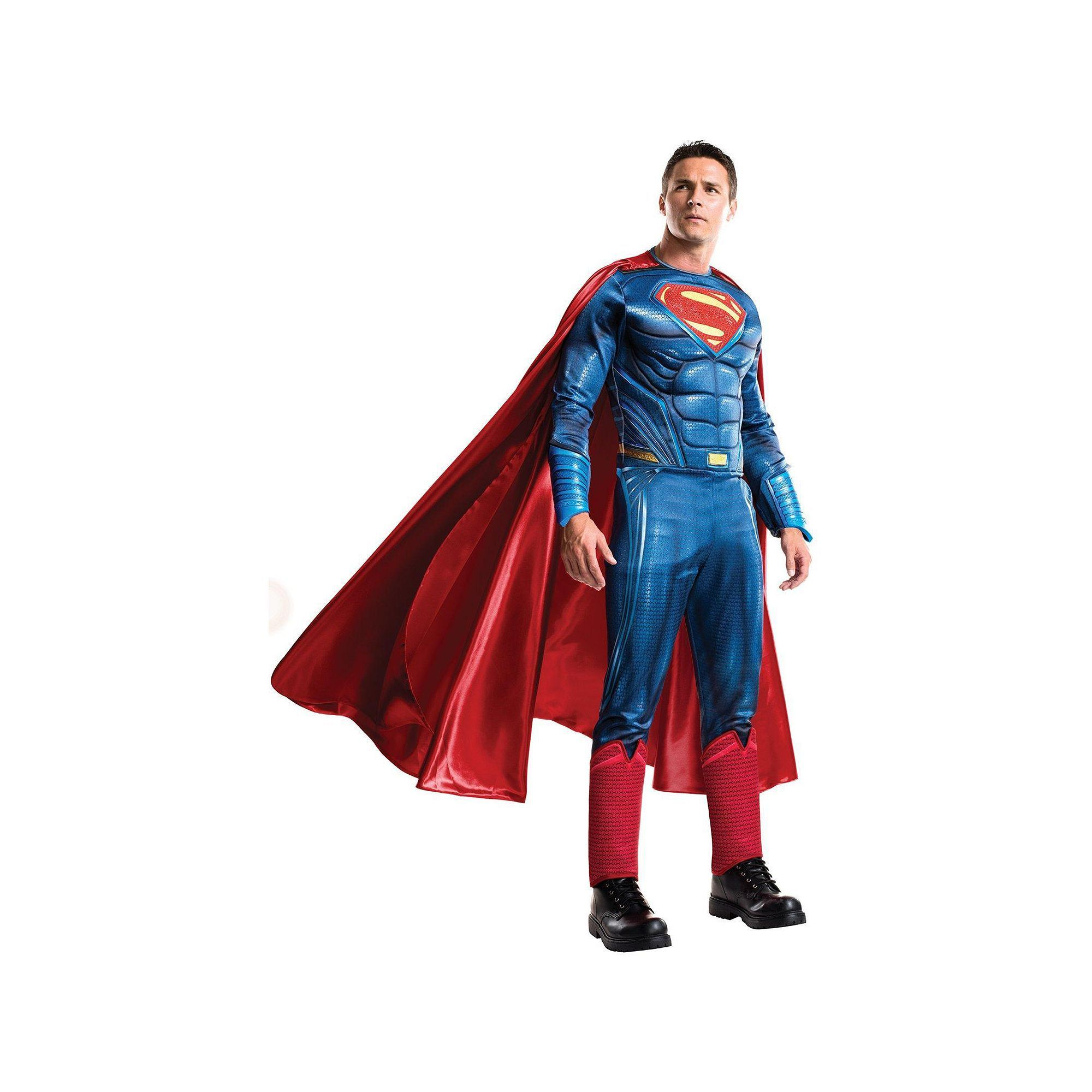 Adult Batman v Superman Dawn of Justice Grand Heritage Superman Costume Menu0027s Multicolor  sc 1 st  Pinterest & Adult Batman v Superman: Dawn of Justice Grand Heritage Superman ...