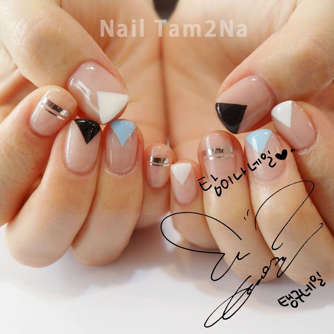 Pin by Dahjae R on Nails in Pinterest Nail Art Nails and