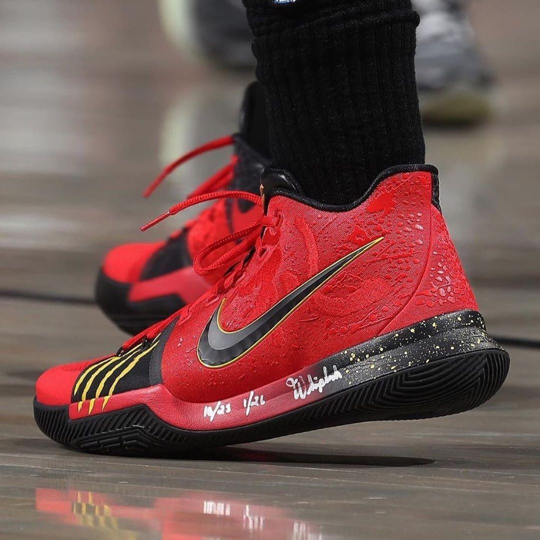 Pin by Jaylen mayfield on Dreams shoes ❤️ | Nike kyrie 3 ...