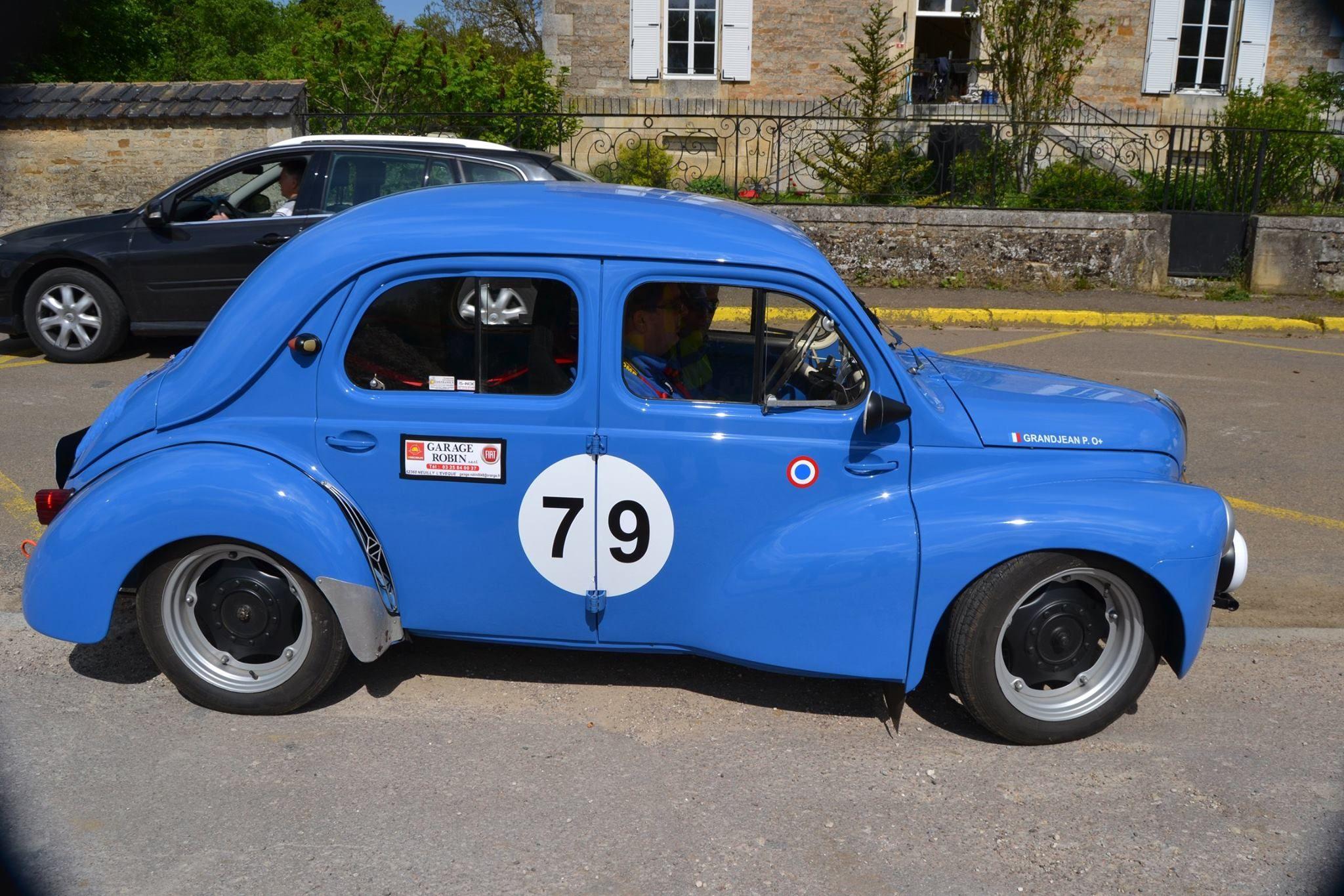 Renault 4cv Renault Gordini