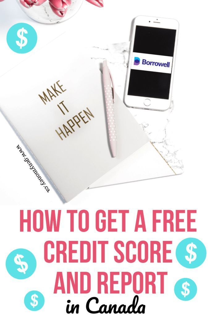 Borrowell Review Free Credit Score in Canada Free