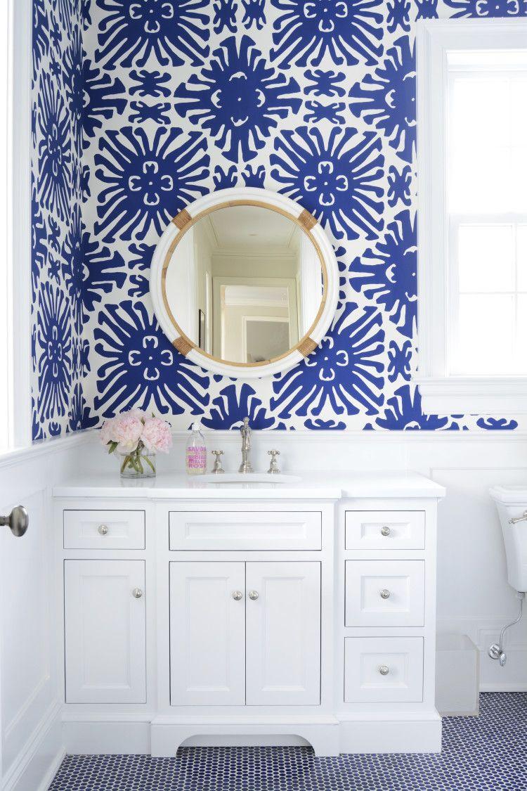 Tour The Zhush\'s Connecticut Home on Domaine. | Bath . Rooms ...