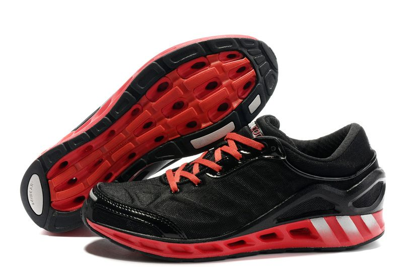 3aefa2621a9c Adidas Climacool Seduction Womens Black Hot Punch Red