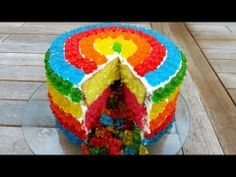 ABC gummy cake - Google Search