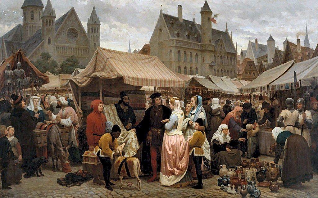 настоятельно картинки раннее средневековье излучается