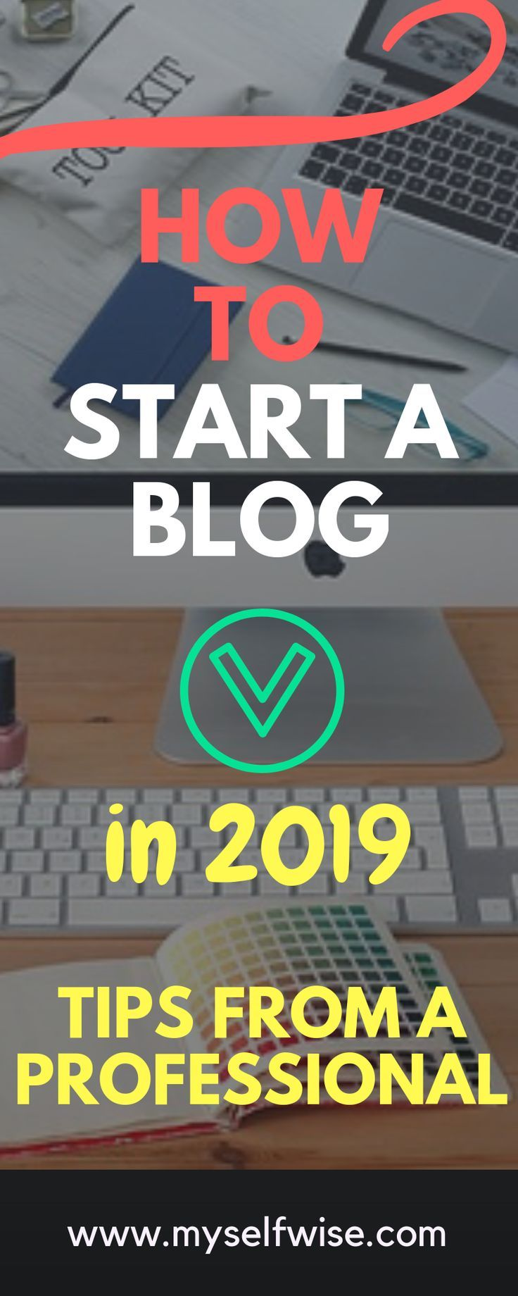 Tips from an IT professional How to start a blog, Blog