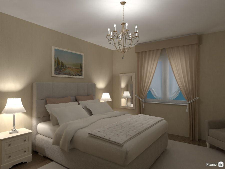Bedroom Interior Planner 5d