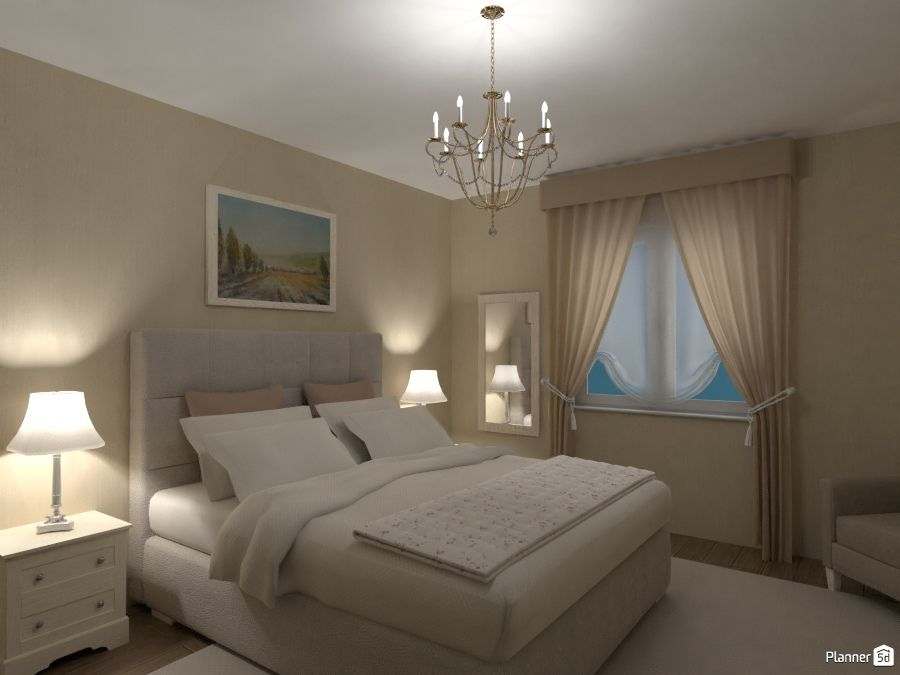Bedroom interior, PLANNER 5D | B e d r o o m s | PLANNER 5D ...