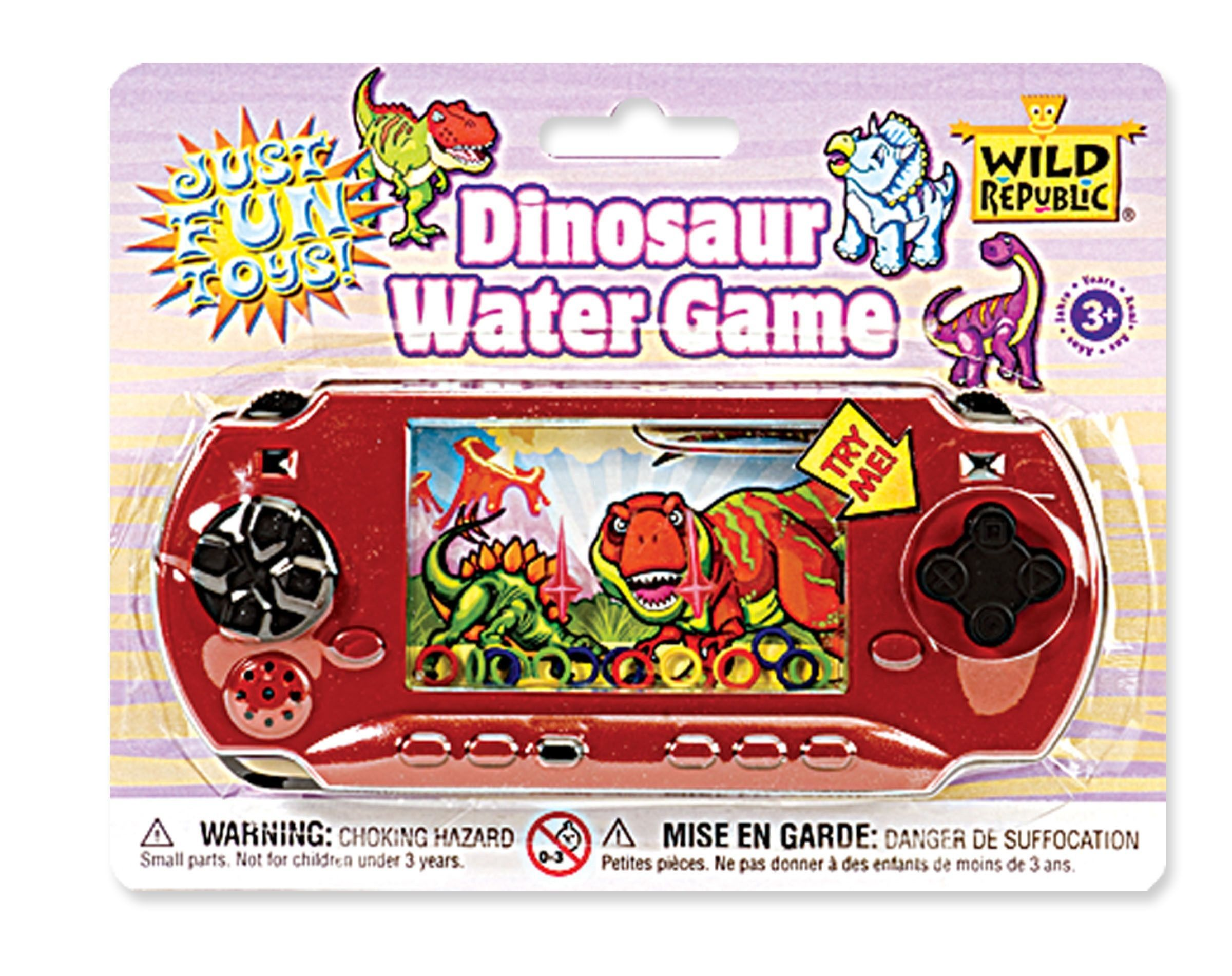 Water Skill Game (Dinosaur Theme) Water games, Skill