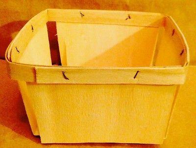 Wooden-berry-basket