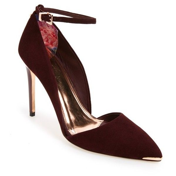 883c6f4f8d4 Ted Baker London 'Vleyi' d'Orsay Pointy Toe Pump, 4