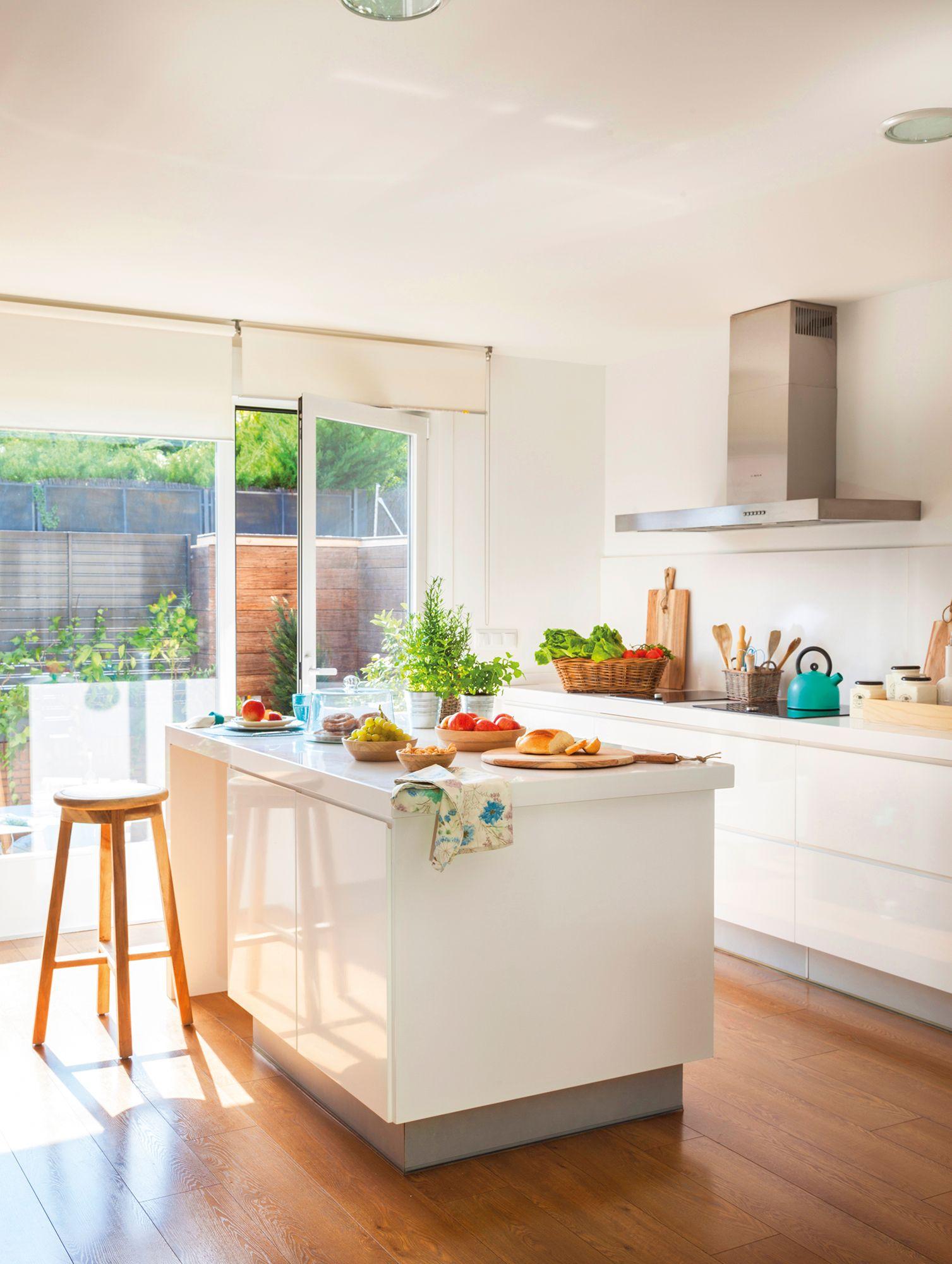 Cocinas De El Mueble Nuestras 60 Favoritas Islas De Cocina Decoracion De Cocina Cocinas De Casa