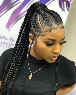 Cute Easter Hairstyles For African American Easter Hairstyle Africanamerican Hairstyles Hair Styles Cornrow Hairstyles Braided Hairstyles