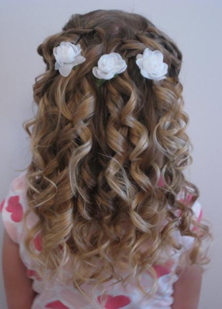 imagenes de peinados faciles y rapidos para niña | peinados para