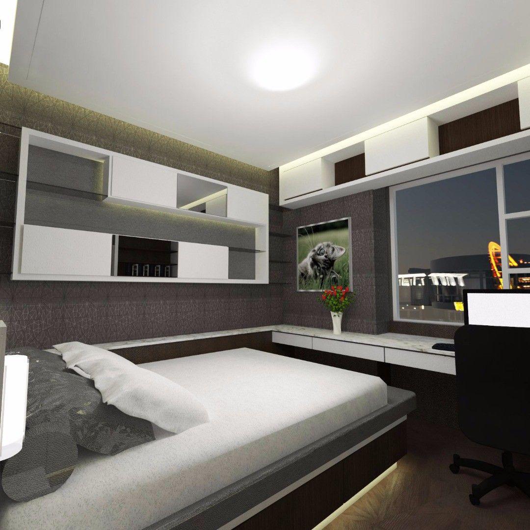 Very Small Master Bedroom Ideas Residential Interior Design Hong