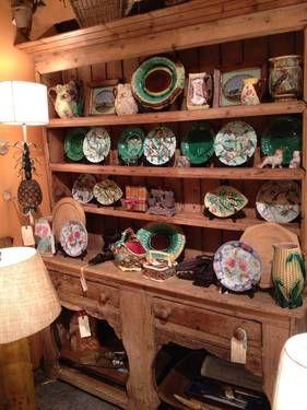 Irish Pine Kitchen Dresser 3 950
