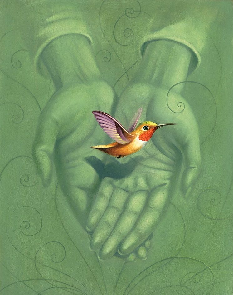 Pin by Jen Tessin on Cutesy Q in 2019 Hummingbird art