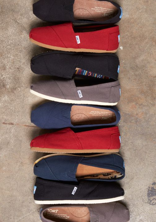 Women's SlipOn Shoes   TOMS® is part of Shoes - Shop TOMS Women's Slip On Shoes to find our latest styles  With every pair you purchase, TOMS will give a pair of new shoes to a child in need  One for One®
