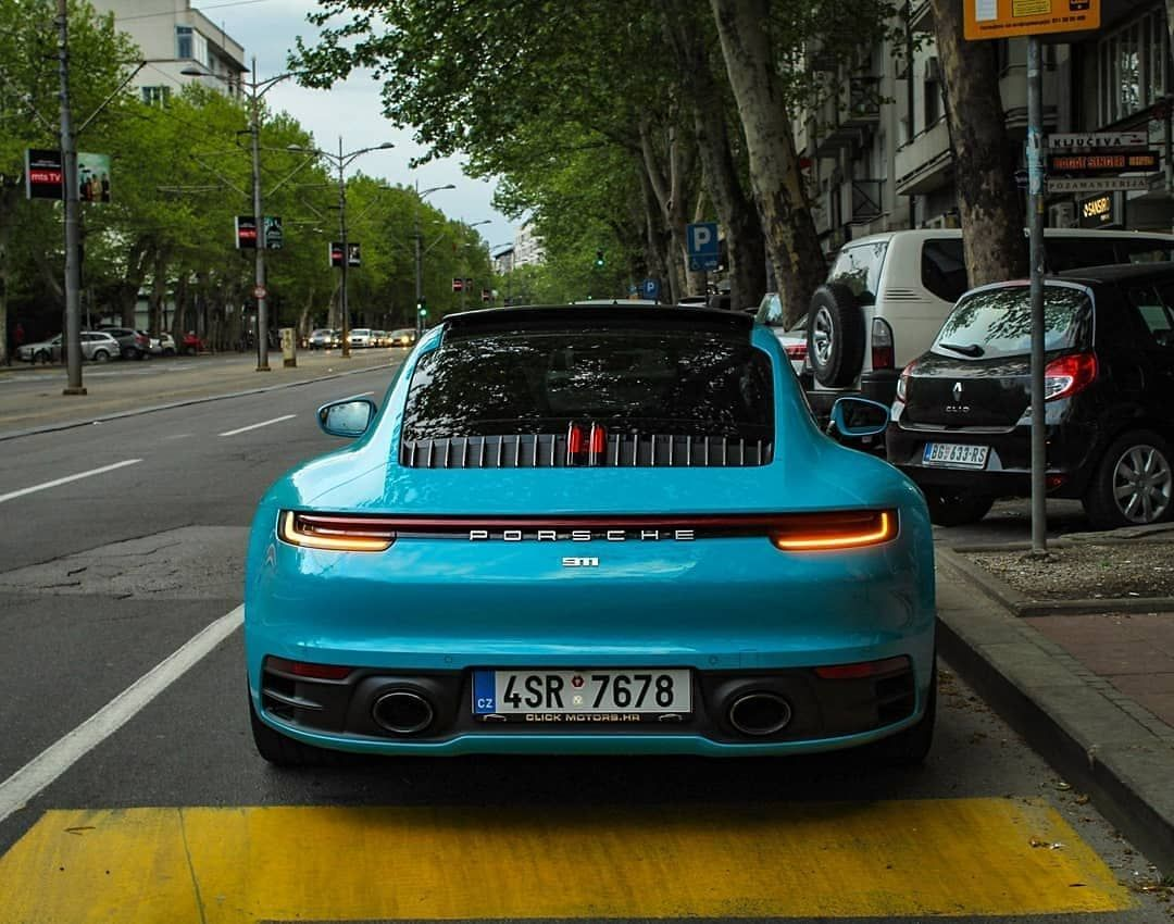Porsche 992 Fanpage on Instagram \u201cWhat do you guys think