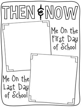 End of the year activities kindergarten books and school for Pre k first day of school coloring pages